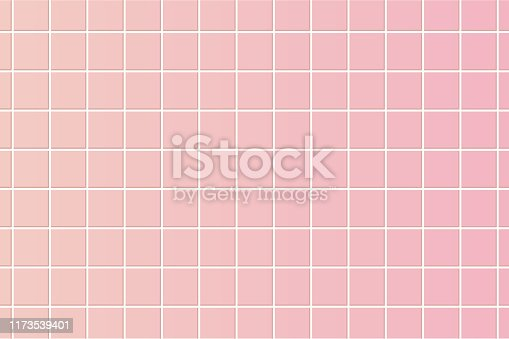 pink floor tile. texture illustration vector.