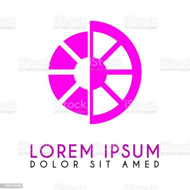 Pink flower design for beauty logo for company or corporations print vector id1163455090?b=1&k=6&m=1163455090&s=612x612&h=qgl0dm46f72cmvygxlyrh2zr6du21wyxiwt0wxohoae=