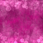 Pink Glitter Abstract Background. Pink blur bokeh lights, defocused grunge background. Design element for wedding invitation cards, greeting cards, Mothers' Day, Valentine's Day and Women's Day.