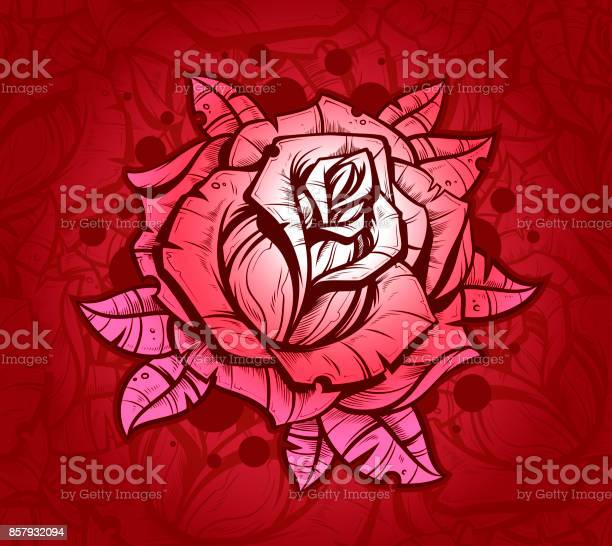 Pink graphic realistic detailed vector rose vector id857932094?b=1&k=6&m=857932094&s=612x612&h=y9nnoqowr5kxgtdt2s3ac0ihtcq6pphxrsxracfjngw=