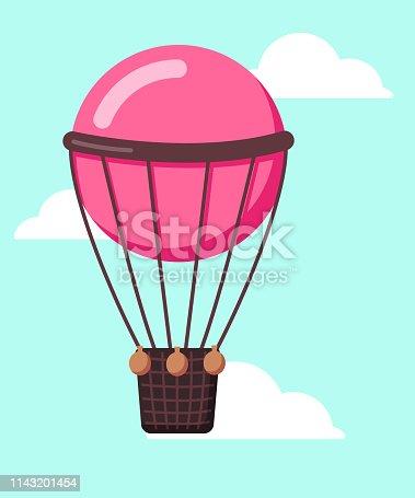 istock pink hot air balloons 1143201454