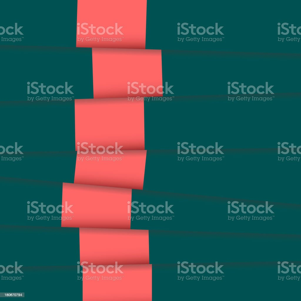pink label for design royalty-free stock vector art