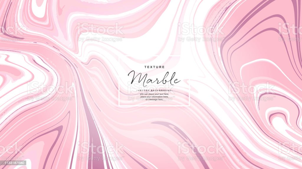 Pink Marble Texture Background Vector Stock Illustration Download Image Now Istock
