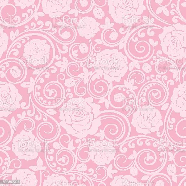 Pink ornament of roses vector id524892026?b=1&k=6&m=524892026&s=612x612&h=xsnrbshsrry row43cma skfq2o3kvztxrudots2emu=