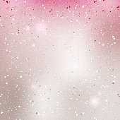 Pink pearl shiny background