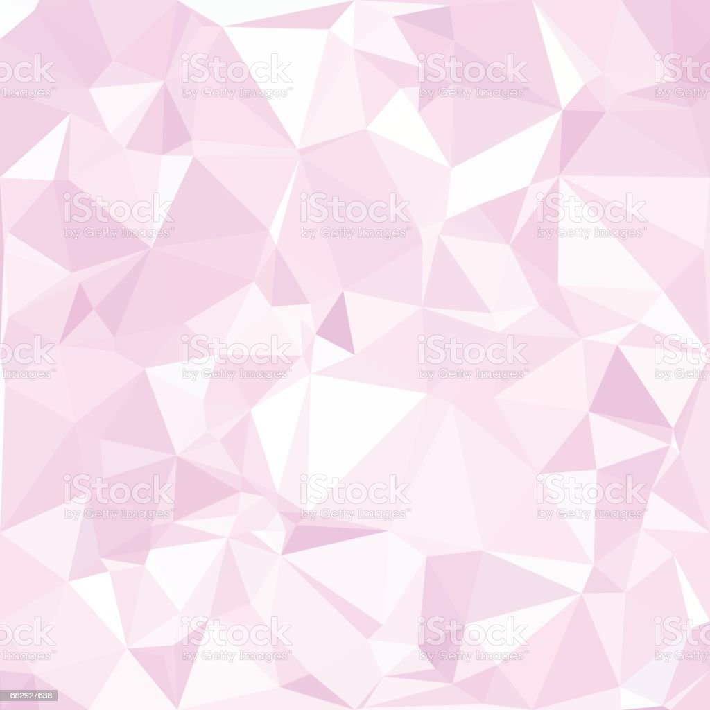 Pink Polygonal Mosaic Background, Creative Design Templates royalty-free pink polygonal mosaic background creative design templates stock vector art & more images of abstract