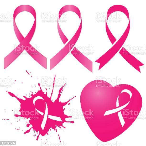 Pink ribbon in five variations vector id844197030?b=1&k=6&m=844197030&s=612x612&h=t 5bbziz3nzgi3olwnxtlmnbffaftxlq5ullw0br5te=