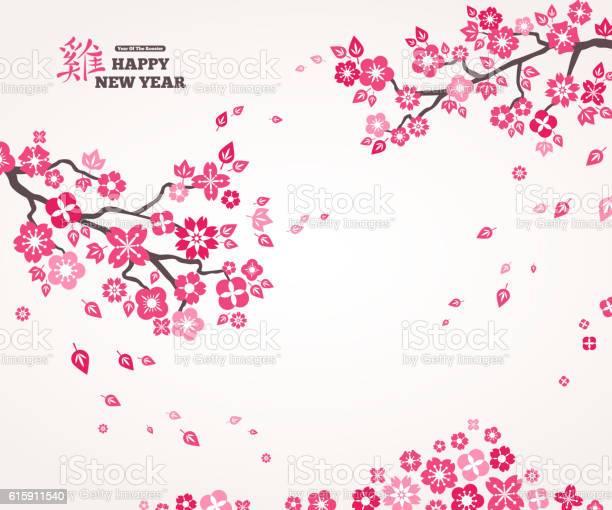 Pink sakura flowers on white background vector id615911540?b=1&k=6&m=615911540&s=612x612&h=hcvx0d1xrqnffyo4c3u9 ct2rxasehabkqsxcewfuuu=