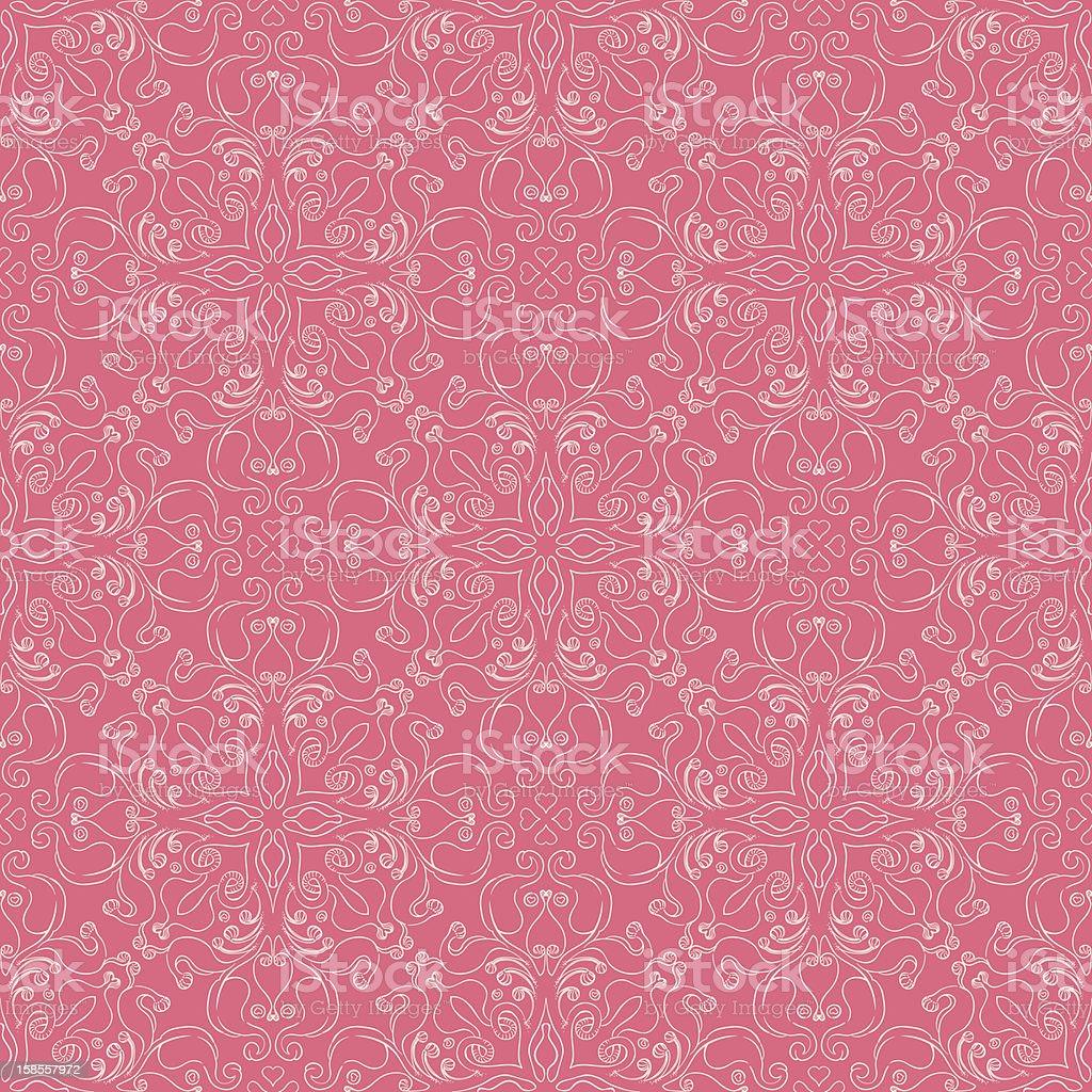 핑크 연속무늬 royalty-free 핑크 연속무늬 0명에 대한 스톡 벡터 아트 및 기타 이미지