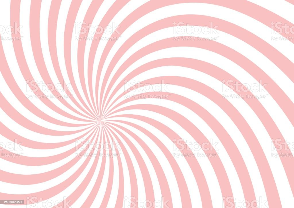 pink twist shape pattern background vector art illustration