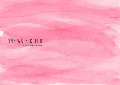 pink watercolor bg