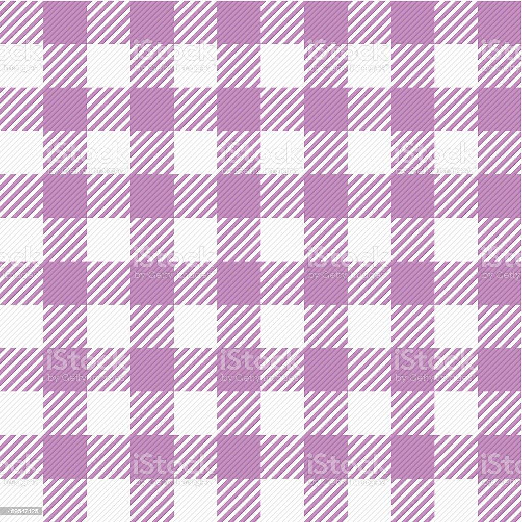 Picnic Plaid Texture; Pink White Plaid Tablecloth ...