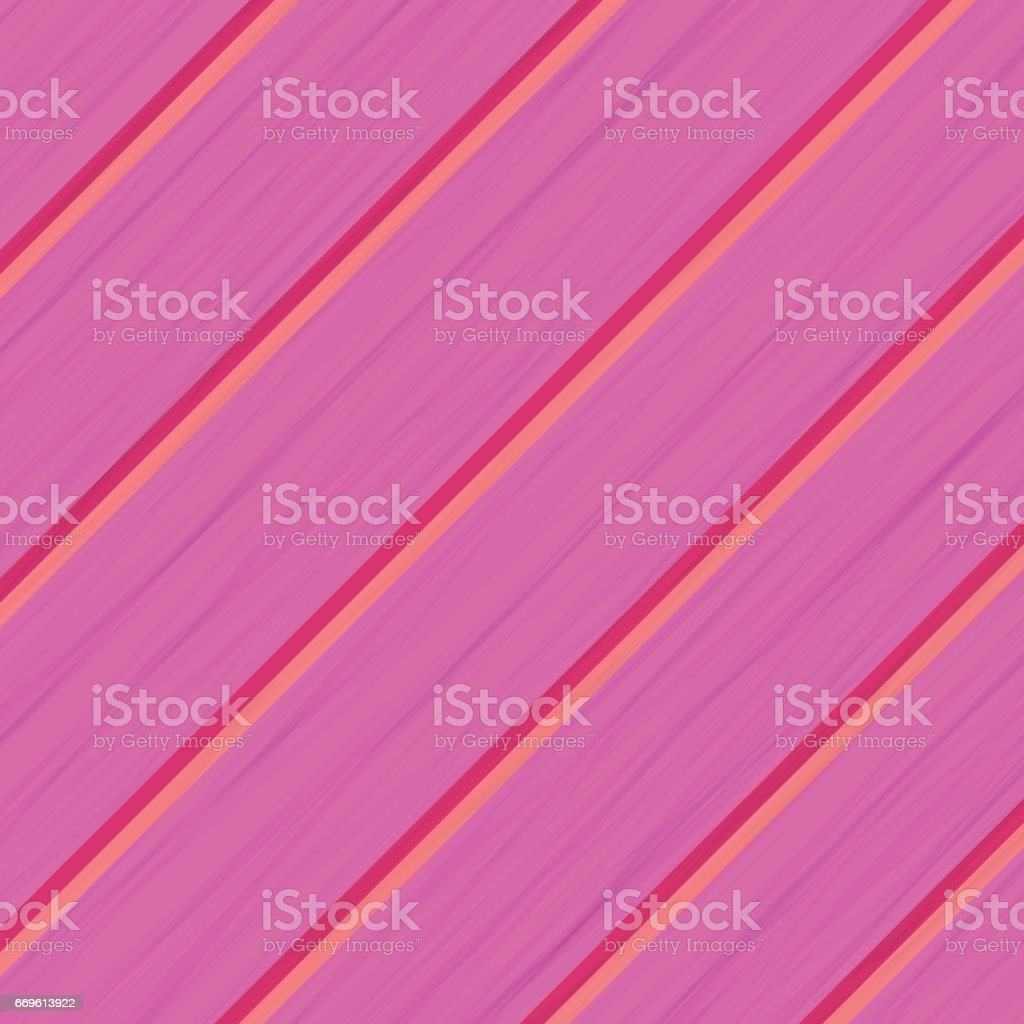 Pink Wood Diagonal Planks vector art illustration