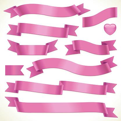 Pinky Ribbons
