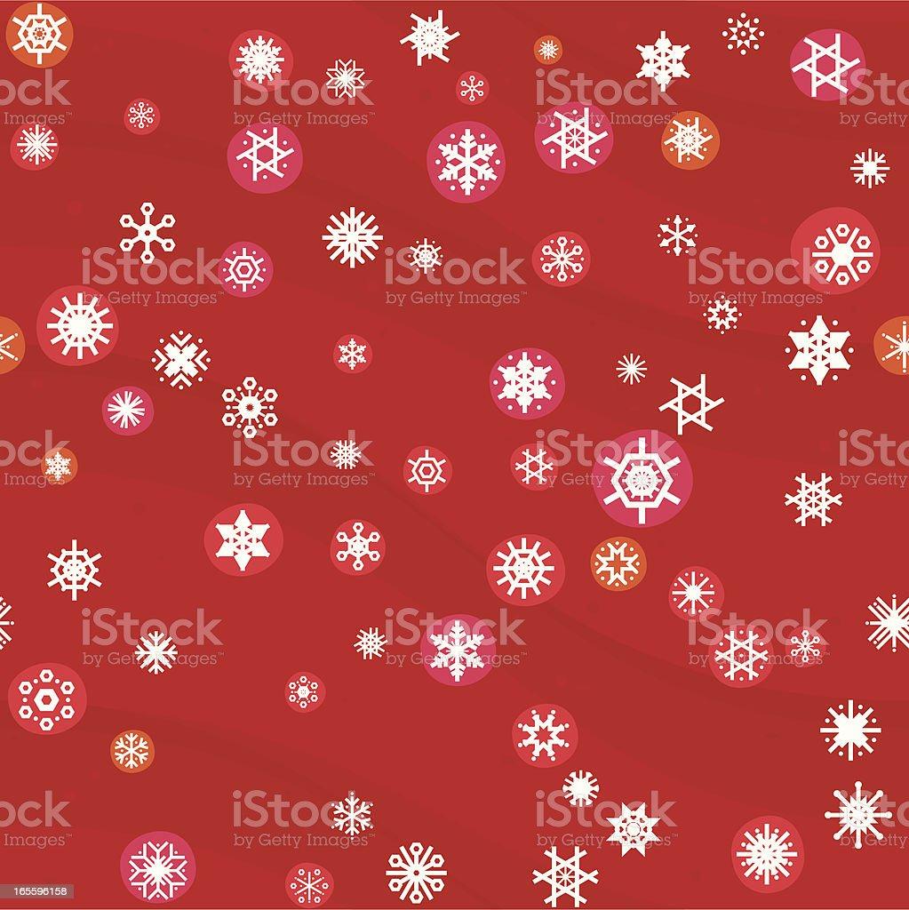 Pinkysh Natal, padrão sem emendas ilustração de pinkysh natal padrão sem emendas e mais banco de imagens de caindo royalty-free