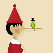 Pinocchio & Conscience
