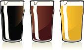 istock pint beer set 165605145