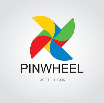 Pinwheel symbol