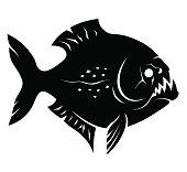 Piranha sign