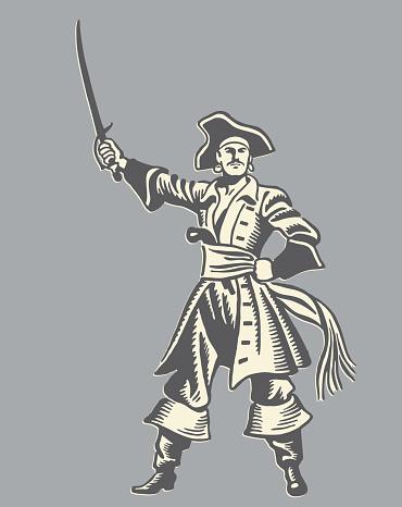 Pirate Lifting Sword