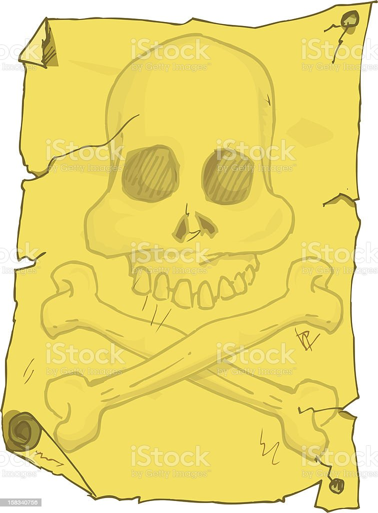 Pirate poster royalty-free pirate poster stock vector art & more images of announcement message