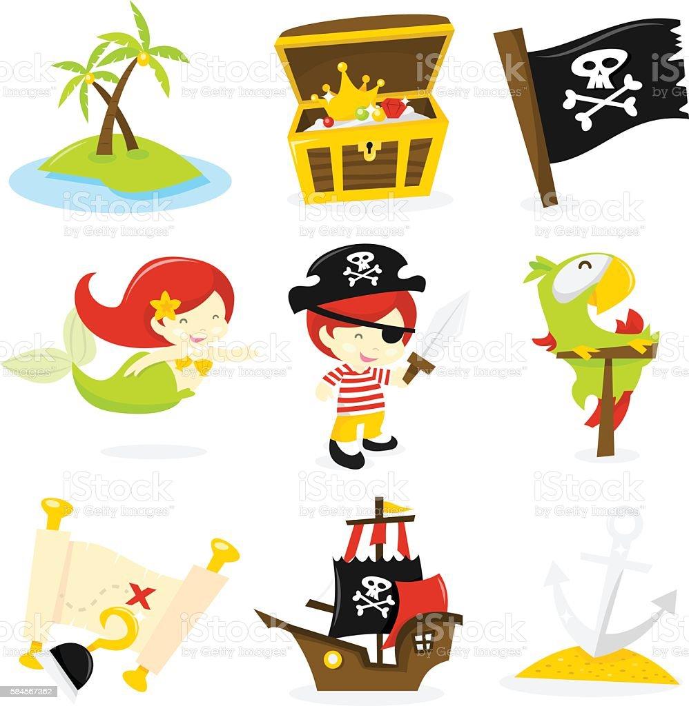 Treasure island media free