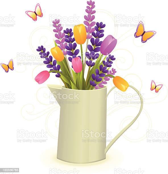 Pitcher with flowers vector id150336785?b=1&k=6&m=150336785&s=612x612&h=pruzlnlcupmlavl5oyi7doudowyiykielbhnyjc4ycc=
