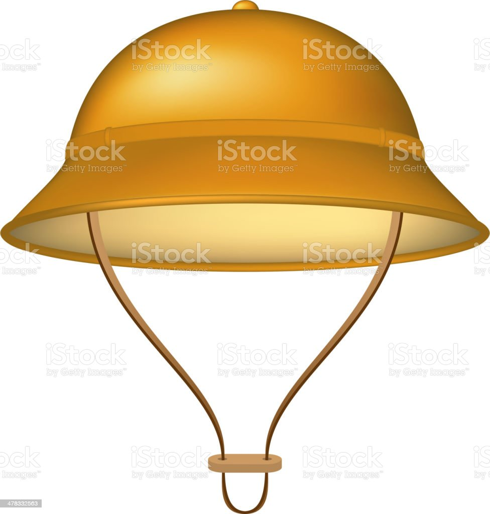 Pith helmet royalty-free pith helmet stock vector art & more images of adventure