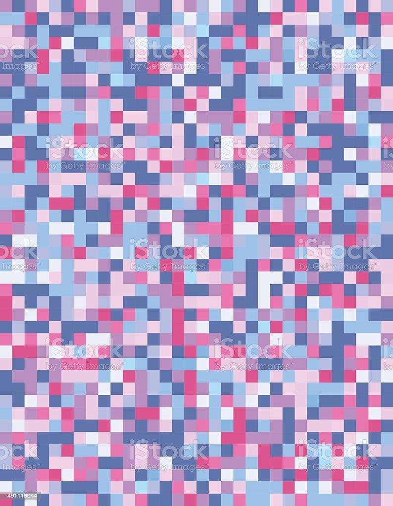 Pixelkunst Muster Stock Vektor Art Und Mehr Bilder Von 2015