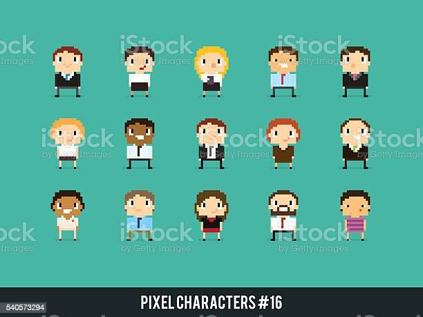 Pixel Character Free Vector Art 240 Free Downloads