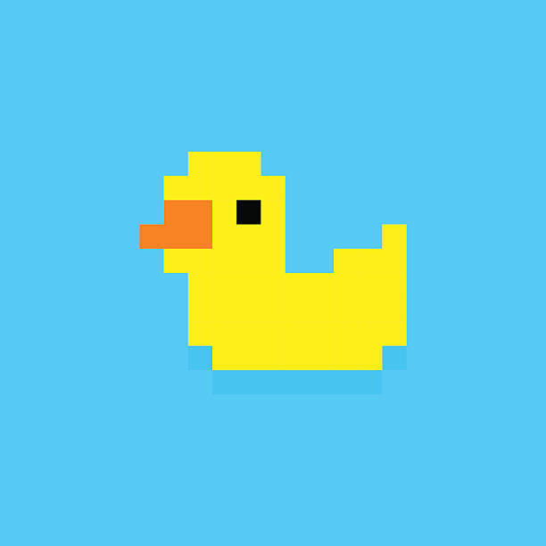 Royalty Free Yellow Rubber Duck Clip Art, Vector Images