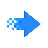 istock Pixel-right arrow 1050713486