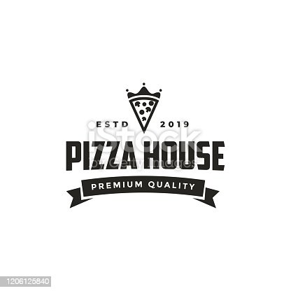 istock pizza and king crown emblem icon vector 1206125840