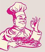 istock Pizza Chef Gesturing 531345763