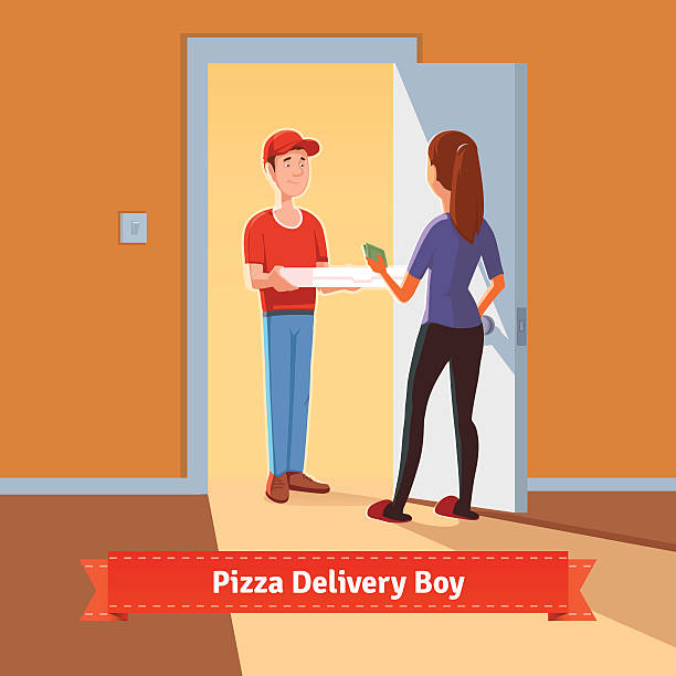 clip sex delivery girl Pizza anal
