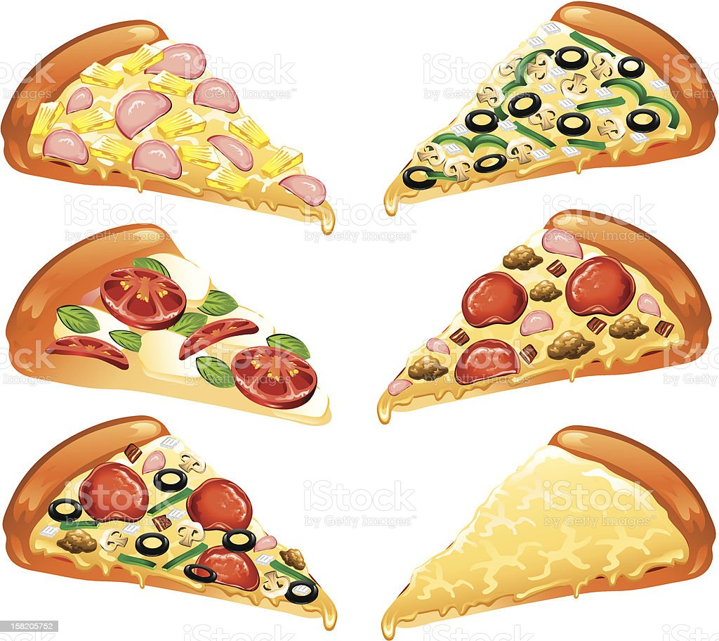 Pizza icons royalty-free pizza icons stock vector art & more images of american culture