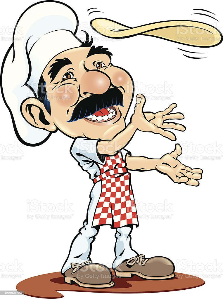 Pizza Man royalty-free pizza man stock vector art & more images of adult