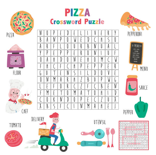 Best Word Search Illustrations, Royalty-Free Vector Graphics
