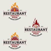Pizza Restaurant  set 1