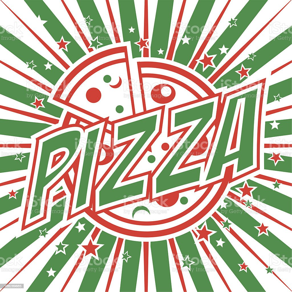 pizza sign or box design royalty-free pizza sign or box design stock vector art & more images of box - container