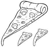 istock Pizza Slice Line Art 1171206601
