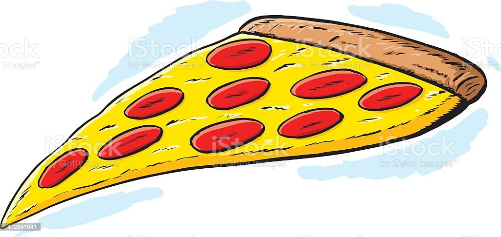 Pizza Slice royalty-free pizza slice stock vector art & more images of cartoon