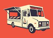 istock Pizza Truck 1203075579