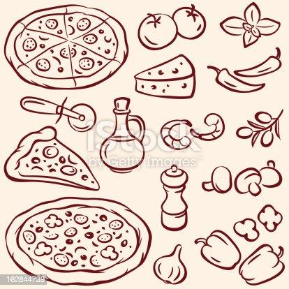 istock Pizza 162844739