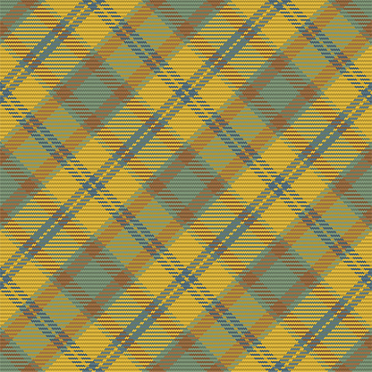 Plaid pattern seamless vector background. Tartan check stripe texture