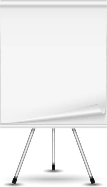 flipchart. - flipchart stock-grafiken, -clipart, -cartoons und -symbole