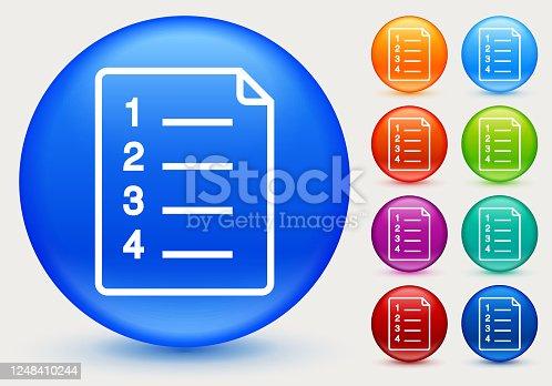 istock Plan Document Icon 1248410244