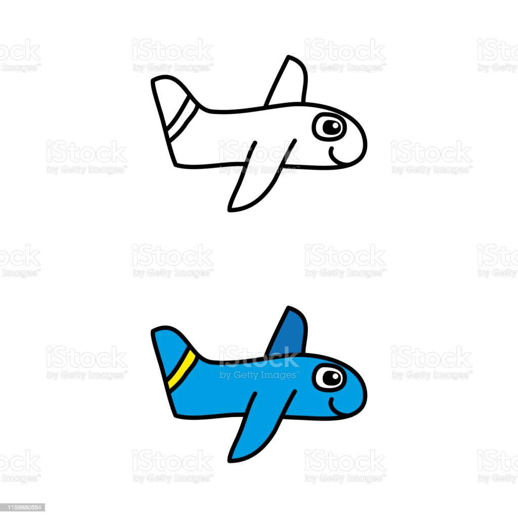 Plane 9 Stock Illustration Download Image Now Istock