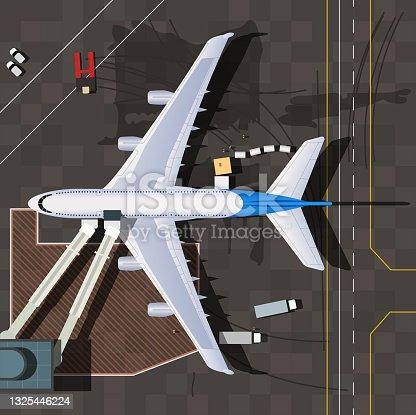 istock plane before departure 1325446224