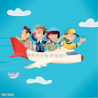 istock Plane Talk 96419026